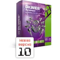 Продление антивируса Dr.Web