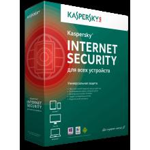 Продление Kaspersky Internet Security