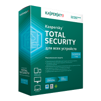 Продление Kaspersky Total Security